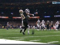 WATCH: Refs Miss Pass Interference Call in NFC Championship Game