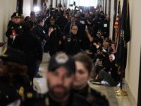 12 Arrested at Mitch McConnell's Office During Shutdown Protest