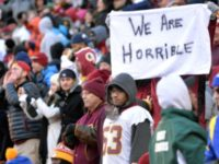 Washington Redskins Rank Fifth on List of America's Most Hated Companies