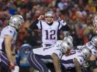 NFL Investigating Report of Laser Flashing at Tom Brady During AFC Championship