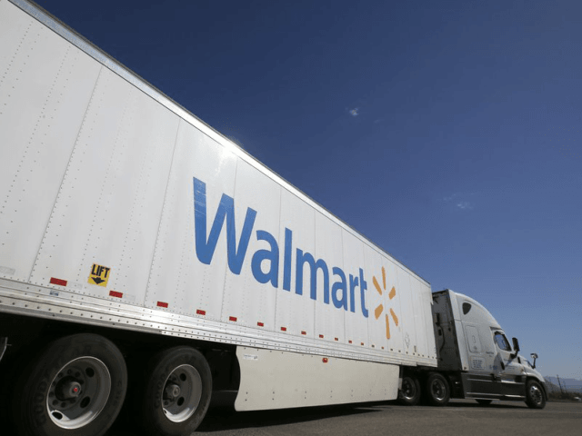 Walmart Hiring 900 Truckers & Will Pay Them $90K a Year