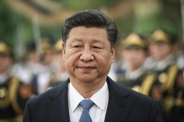 Taiwan reunification with China 'inevitable': Xi