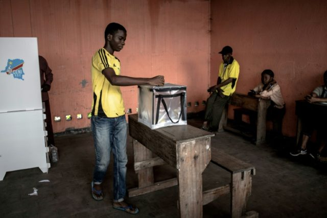 DR Congo curbs French radio station RFI in tension vote