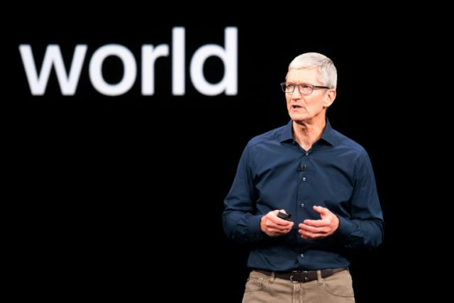 Apple CEO Tim Cook acknowledged that iPhone sales in the past quarter would be disappointing, amid weakness in China and other emeging markets