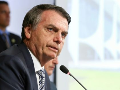 Brazil's new President Jair Bolsonaro held his first cabinet meeting Thursday