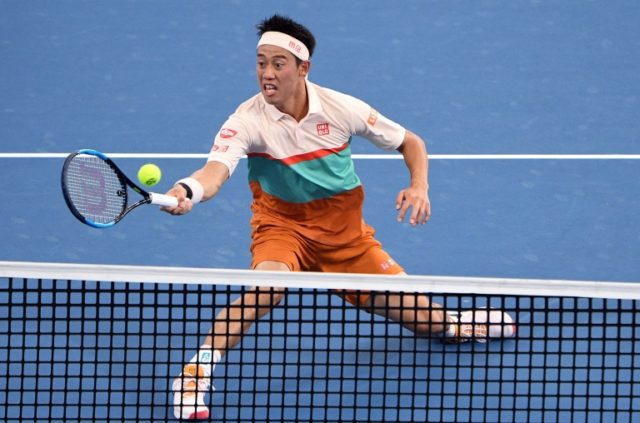 Nishikori said he had set his sights on returning to the world's top five after falling to 39 last April due to a wrist injury