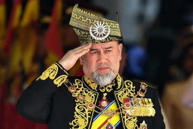 Hours Ago Malaysia's king abdicates in historic first