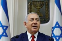 Netanyahu takes aim at graft probes ahead of Israel polls