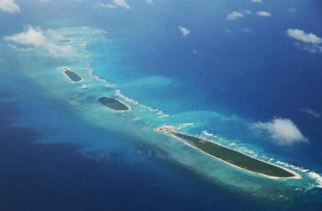 US conducts latest South China Sea sail-by amid trade talks