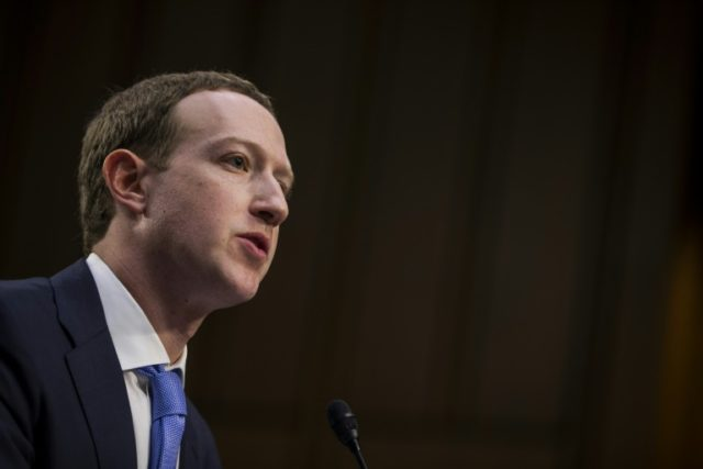 Facebook CEO plans 2019 forums on tech's role in society