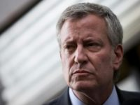 NYC Crowd Boos Bill de Blasio at George Floyd Vigil: 'Get the F*ck Out of Here'