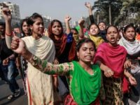One dead, 50 injured in Bangladesh garment workers strike