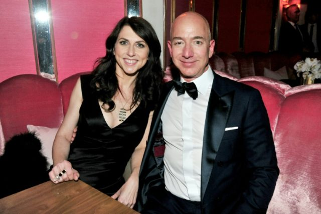 The Jeff Bezos divorce: $136 billion and Amazon in the middle