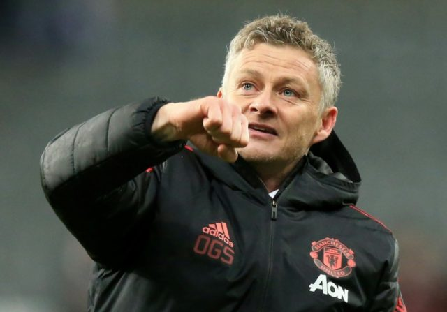 Solskjaer, Pochettino face off in Man United 'audition'