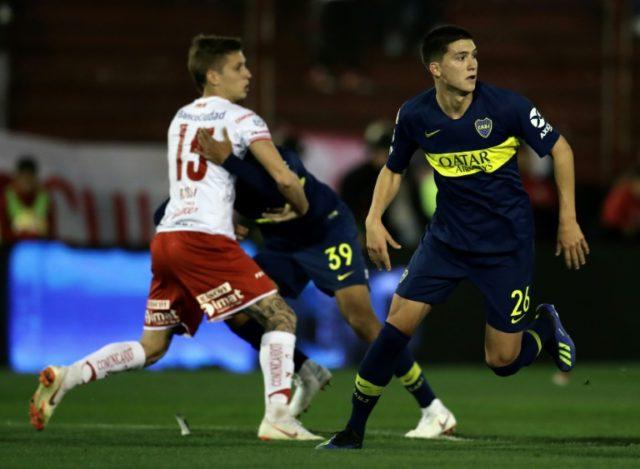 Dortmund agree price for Boca Junior teen defender Balerdi - report
