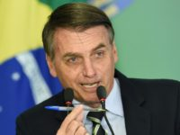 Brazil's anti-crime president loosens gun laws