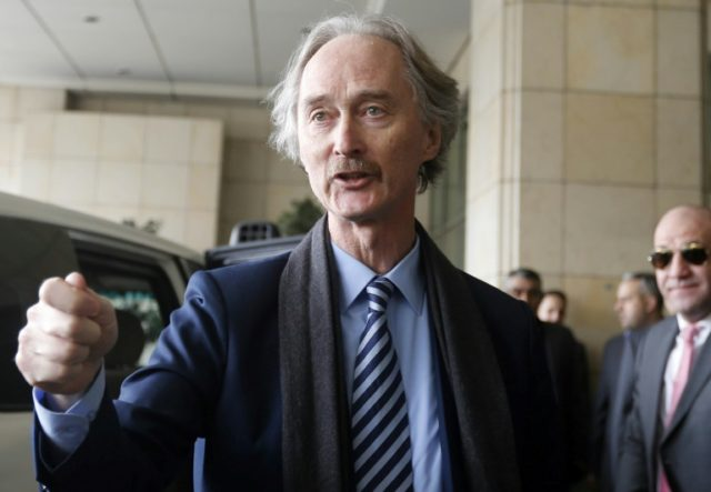 New envoy in Syria to revive UN mediation efforts