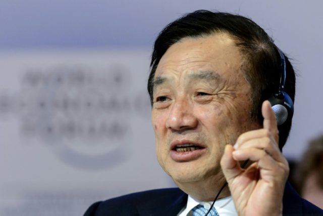 Huawei founder denies spying for China in rare interview