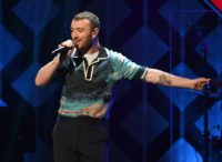 'Stye with me': Sam Smith has eye surgery in New Zealand