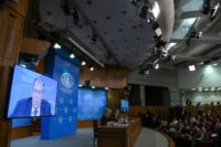 Russia ready to 'save' INF arms treaty, urges Europe to help