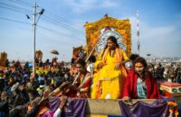 India's transgender community takes first Kumbh Mela dip