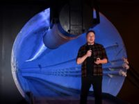 Tunnel through an Australian mountain? No problem, says Elon Musk
