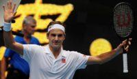 Federer, Nadal stay on track as Sharapova sets up Wozniacki showdown