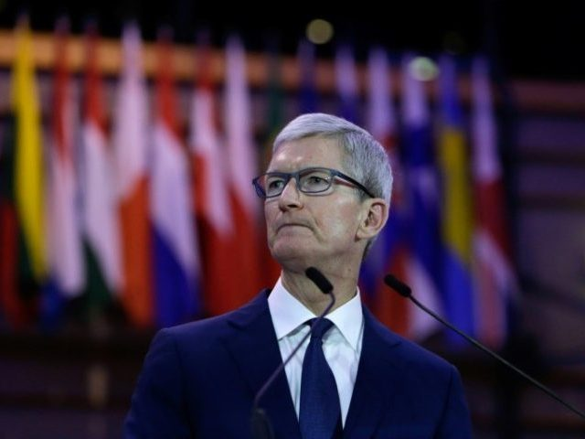 Apple's Tim Cook calls for privacy bill with right to delete data