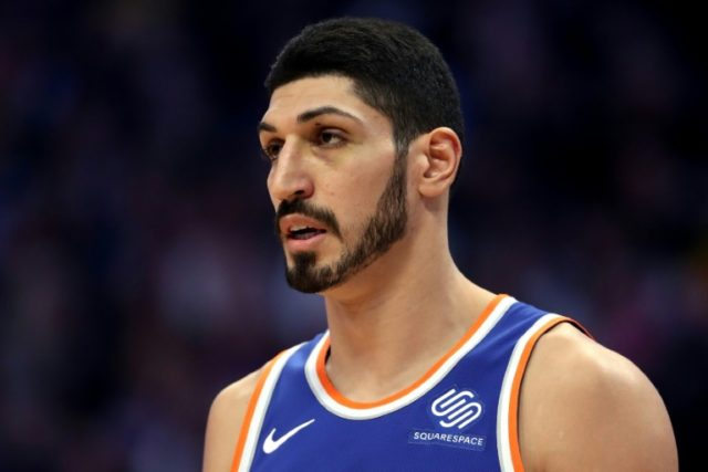 Kanter's assassination fears taken seriously by NBA: Silver