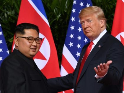 Progress has stalled since the first Kim-Trump summit in June when the two leaders signed a vaguely worded document on denuclearisation