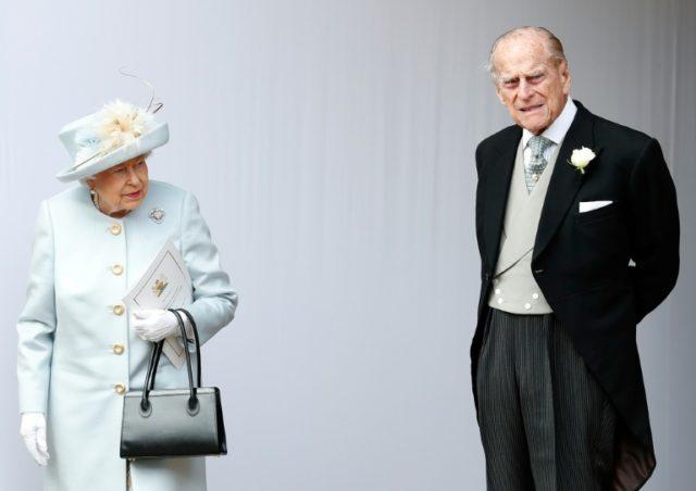 Buckingham Palace reveals that the Duke of Edinburgh visited hospital this morning