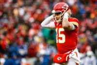 Record cold exits forecast for Chiefs-Patriots NFL clash