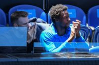 Love match: Everyone's crazy for Monfils and Svitolina