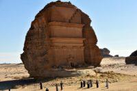 Saudi music festival spotlights pre-Islamic heritage