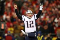 Patriots edge Chiefs to book Super Bowl date with Rams