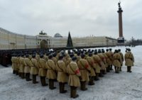 Russian row over 'Siege of Leningrad' black comedy
