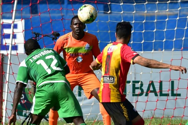 Rare CAF clean sheet secures brave Gor Mahia a group place