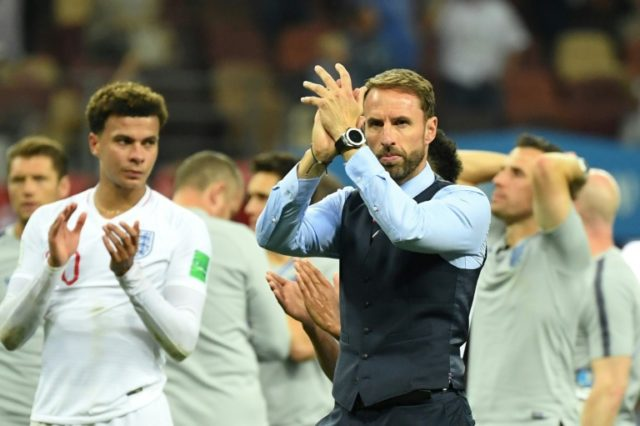 'Hugely excited' England boss Southgate cools Man Utd talk