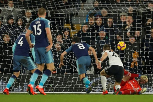 Winks strikes late but vital Spurs victory comes at cost of Alli injury