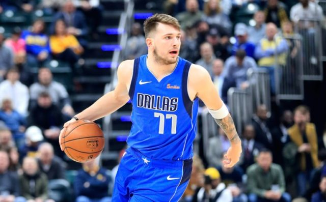 Mavs rookie Doncic vows to learn from first ejection