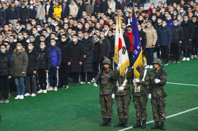 Brothers in arms: S. Korea debates military service exemptions
