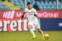 Higuain-less AC Milan back fourth with Genoa win