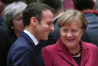 France, Germany seek closer bond with treaty ahead of Brexit
