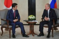 Putin, Abe hold summit to break island impasse