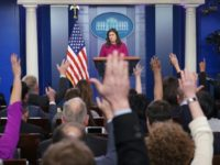 Trump tells spokeswoman 'not to bother' with press briefings