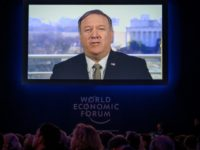 Pompeo hails 'disruption' in global politics