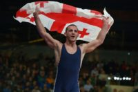 Georgia wrestling chief detained for assault on former European champion