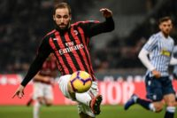 Chelsea sign Higuain on loan until end of the season