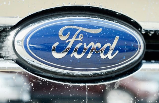 Ford reports 4Q loss on weakness in China, Europe