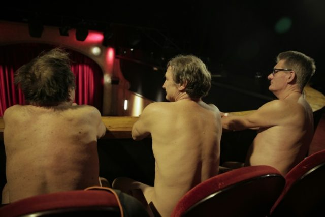First nudist French farce hailed as naked success